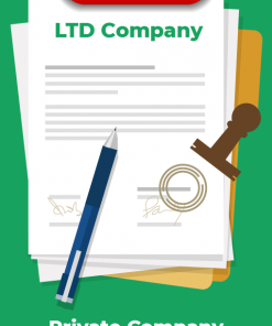 Irish Company Limited by shares (LTD)